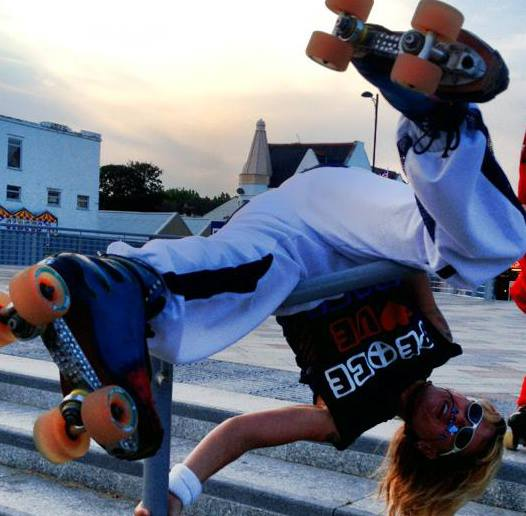 roller skating calgary