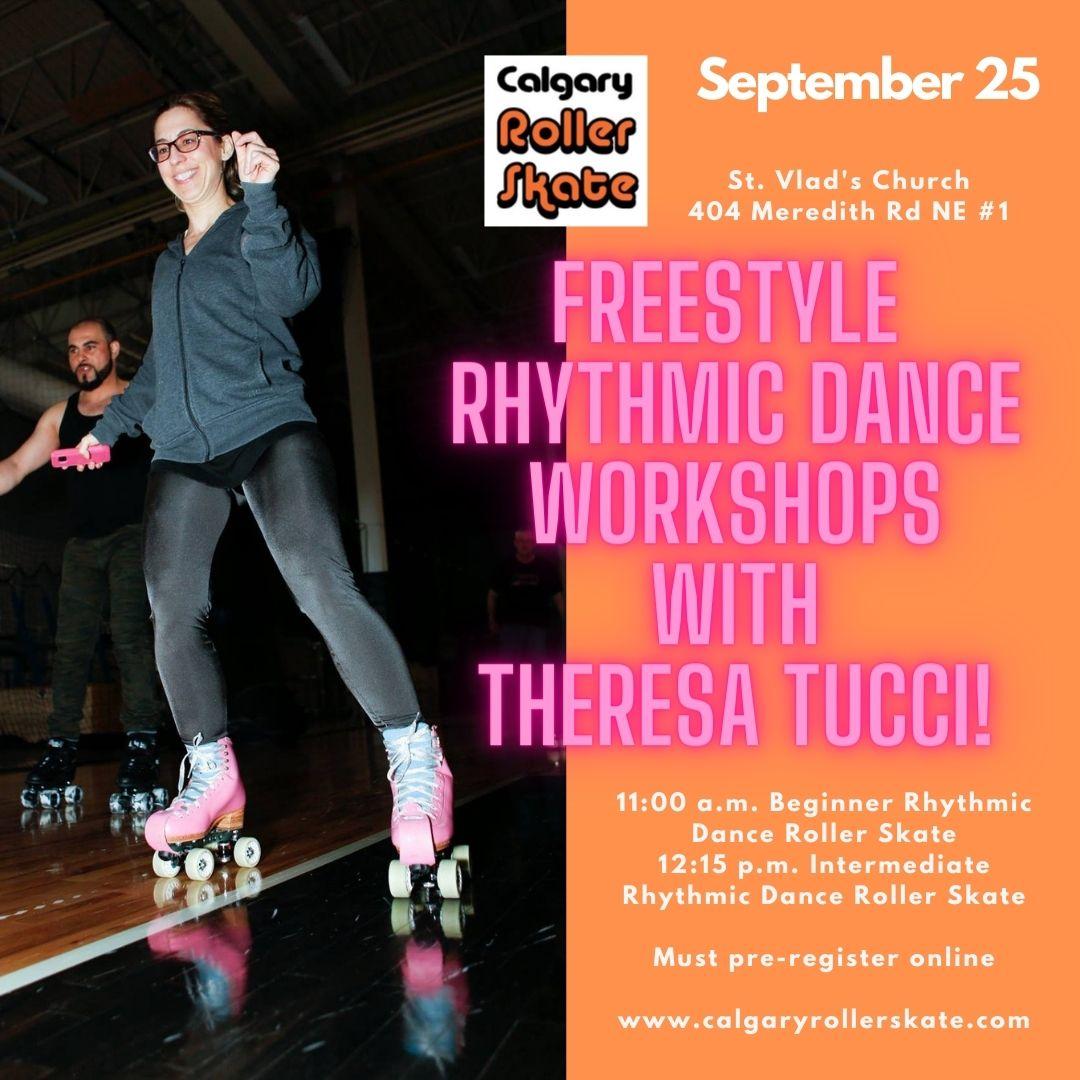 rhythmic roller skating